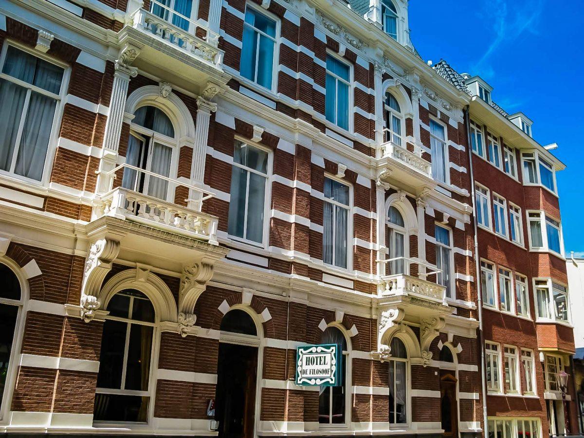 Renovatie Hotel Pillows Anna Van Den Vondel Amsterdam